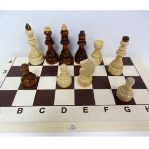 Шахматы Гроссмейстерские 43 х 43 см.