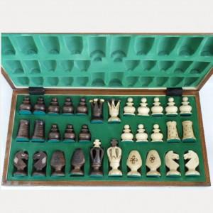 Шахматы деревянные Королевские большие 48 см.