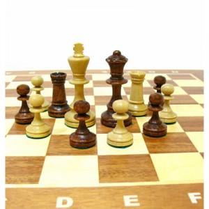 Шахматы турнирные 4, дерево, 40 х 40 см.
