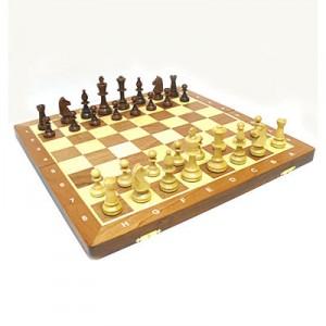 Шахматы Турнирные 5 деревянные 47 х 47 см.