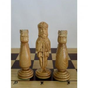 Шахматный набор Весёлые лошадки, 65 см.