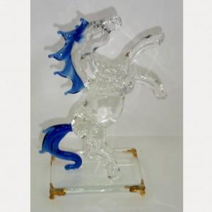 Cимвол 2014 года Хрустальная лошадка