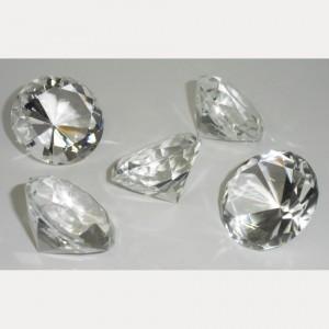Хрустальный кристалл 4 см.