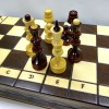 Элегантные шахматы Элегантные доска 50 см., фигуры 12 см.