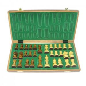 Шахматный набор Палисандр 3,75 дюйма в складной доске.